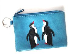 Blue Penguin Wallet
