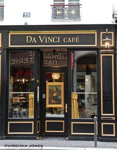 Da Vinci Cafe, 25 Rue des Saints Peres, 75006 Paris