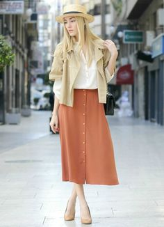 BLOG PERSONAL STYLE: Vintage Street Style