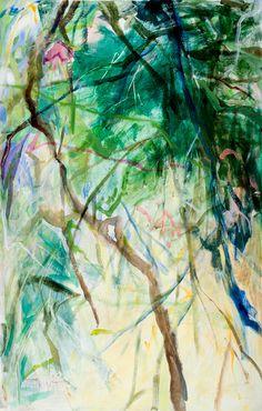 Barbara Schaff oil pastel