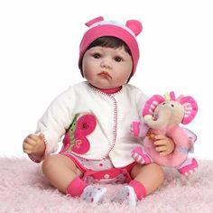 Bebe Reborn Julie Pronta Entrega