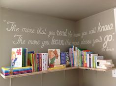 my cousin's baby library