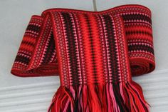 All Things, Scandinavian, Weaving, Band, Knitting, Crochet, Norway, Sweaters, Fashion