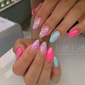Beauty colors  Inspired Nagels Page Spring   ad1 #beauty #co