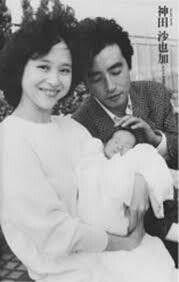 松田聖子出産1986年 山口百恵と同じ赤坂の山王病院で。
