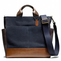 Coach - BLEECKER UTILITY TOTE IN CANVAS