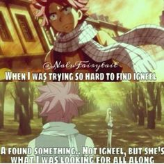 This really just sent a tear down me. I'm glad you found what you were looking for Natsu. I Think lucy found something too. A family