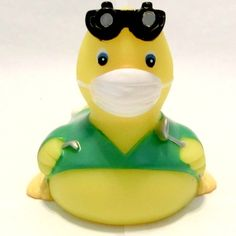 Rubber Dentist Duck