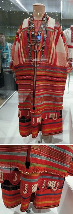 Kaftan, Ukraine, Russia, Folk, Costumes, Outfits, Clothes, Design, Fashion