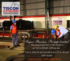 A team of professionals having proven track record from TATA STEEL LTD. are supervising the project.The demand for products has been increasing by more than p. which is directly proposition to Infrastructure & Housing growth. Tata Steel, A Team, Track, Business, Products, Runway, Trucks, Running, Track And Field