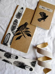 diy - fabric paper tape by mayalu, via Flickr