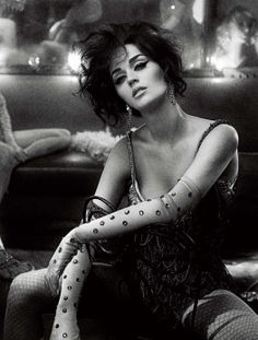 Katy Perry- Interview Magazine shoot March 2012