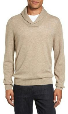 Nordstrom Timeless Cashmere ♡♡♡ Cashmere Yarn, Collar Top, Mens Big And Tall, Shawl, Men Sweater, Nordstrom, Man Shop, Pullover, Couture