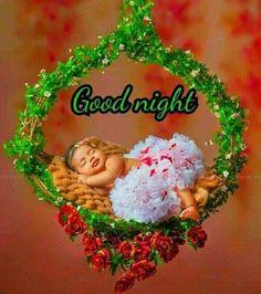 Good Night Baby, Good Night Prayer, Good Night Sweet Dreams, Good Night Quotes, Good Night Greetings, Night Wishes, Happy Day Gif, Amazing Gifs, Night Messages