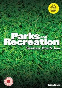 Parks and Recreation DVD