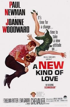 A new kind of love movie