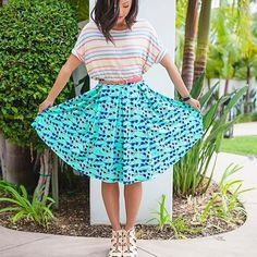 This week we're featuring the Madison skirt along with our favorite T's, the Perfect T and Classic T! Happy Monday everyone!!  #lularoemadison #LuLaRoe https://www.facebook.com/groups/lularoejessicamartin/