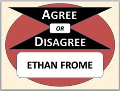 Character of Ethan Frome. - GCSE English - Marked by Teachers.com