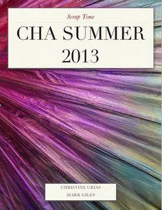 CHA Summer 2013 Book!!