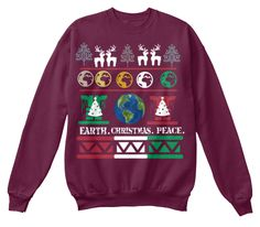 026ba95b Christmas Gift Valhalla Sweater | My wish list | Christmas sweaters ...