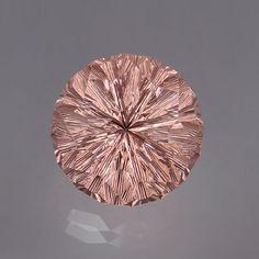 Morganite gemstone Lovely color Morganite!