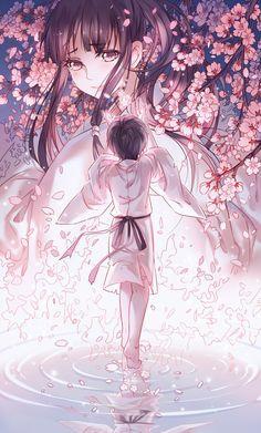 Sakura & Yato