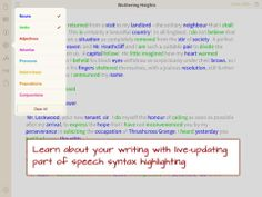 Phraseology - Text Editor with Writing Tools $2.99