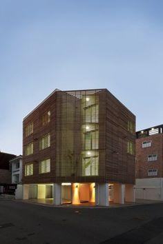Smart Architecture  Louver Haus