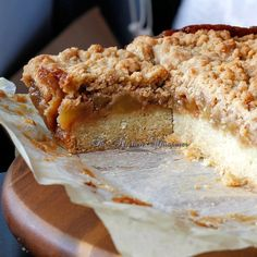 The Kitchen Whisperer To Die For Apple Pie Bars