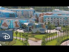 Disney's Art of Animation Resort - Relive some of the best Disney movies