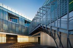 "Primary School & Nursery in the ""Claude Bernard"" ZAC / Atelier d'Architecture Brenac & Gonzalez"