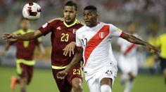Perú empató 2-2 con Venezuela con gol de Ruidíaz a los 93'