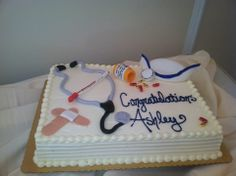 Such a creative specialty cake! Gourmet Bakery, Specialty Cakes, Nursing, Sweet, Creative, Desserts, Food, Meal, Deserts