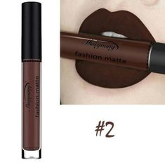 Long Lasting Waterproof Liquid Pencil Matte Lipstick