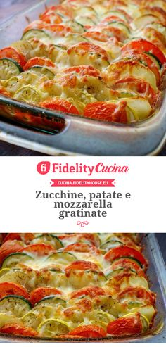 My Recipes, Italian Recipes, Salad Recipes, Food Decoration, Antipasto, Healthy Salads, Bon Appetit, Zucchini, Side Dishes