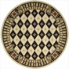 I like the harlequin pattern similar to this for our gray, formal front entryway. $653