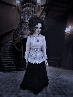 Edria as Miss Ives | Edria as inspired by Vanessa Ives from … | Flickr