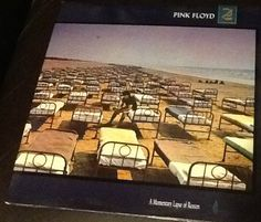 Mouse over image to zoom      PINK FLOYD A Momentary Lapse Of Reason LP CBS OC-40599 NM 1987