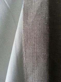 gevoerde linnen gordijnen Tydloozz