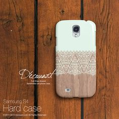 Floral Samsung galaxy S3 case Samsung galaxy S4 case by Decouart, $24.99