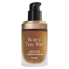 Too Faced - Born This Way Foundation - Chai - 30ml