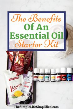 Essential oils have made such a big difference in my life. Find out why a Young Living essential oil Starter Kit is the perfect introduction to essential oils for beginners and how it can save you money. Plus get a bonus welcome package if you get a Start Essential Oil Starter Kit, Essential Oils For Face, Citrus Essential Oil, Essential Oil Bottles, Young Living Essential Oils, Oils For Scars, Best Oils, Young Living Oils, Natural Health