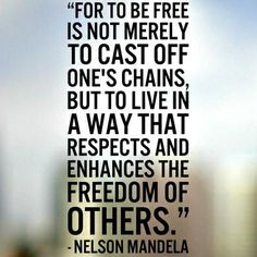 Nelson Mandela's Most Inspirational Quotes | iVillage.ca