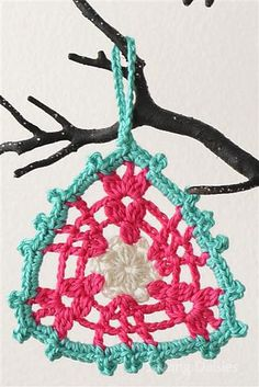 Crochet: Beyond the Square Wishing Tree
