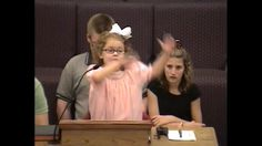 The Story of Jonah as Told by The Cutest Little Girl (Mary Margaret) - Cute Videos