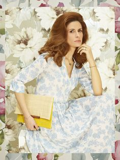 Livia Firth's S/S13 Collection for Yooxygen is now available on yoox.com