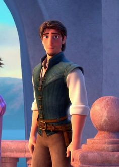Eugene is by far my most favorite Disney prince. Mainly for that face right there.