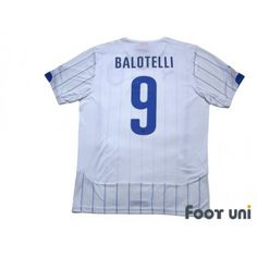 #italy #italynationalfootballteam #italynationalsoccerteam #italy2014 #italyaway #italyfootballshirt #italysoccerjersey #mariobalotelli #balotelli #balotelli9 #balotellishirt #balotellijesery - #footunijapan #footuni #onlinestore #onlineshop #football #soccer #footballshirt #footballjersey #footballuniform #soccershirt #soccerjersey #socceruniform #jersey #uniform #vintageclothing #vintagejersey #vintagefootballshirt #vintage #classic #retro #old #fussball #collection #collector #collective Italy Football Shirt, Vintage Football Shirts, Vintage Jerseys, Soccer Shirts, Football Uniforms, Football Jerseys, Italy National Football Team, Mario Balotelli, Jersey Uniform