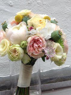 FLORICA Brautstrauß / Hochzeitsfloristik