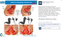 ginástica abdominal hipopressiva - Pesquisa Google
